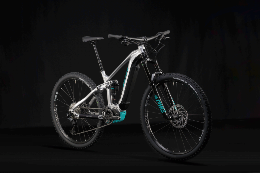 Impulse E Trail Evo Sense Bike 2021/22
